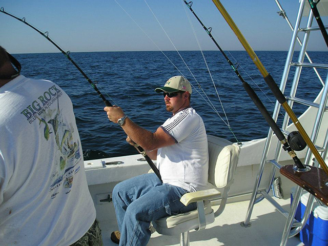 Topsail island fishing nc gallery whipsaw for Topsail island fishing charters